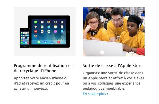 Programme-recyclage-iPad-Apple