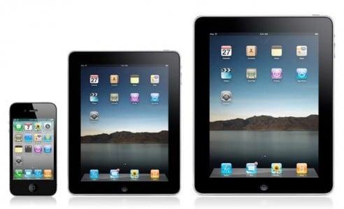 ipad mini 492x300 - 50% des consommateurs seraient intéressés par un mini-iPad