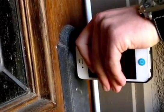 Key Kubby : la coque qui contient la clé de chez vous