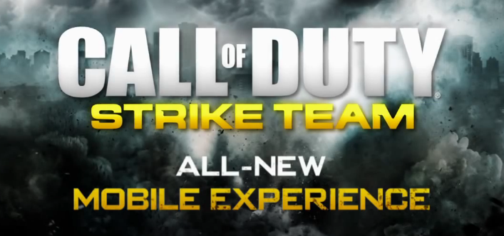 Call of Duty: Strike Team disponible sur l'App Store