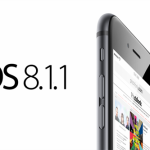 iOS 8.1.1 disponible sur iPhone, iPad & iPod Touch