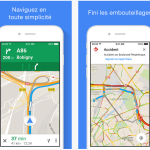 Google Maps iOS propose de visualiser sa destination avant de partir
