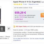 PriceMinister : codes promo et réductions pour acheter iPhone & iPad