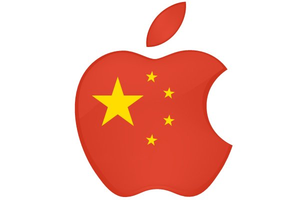 Apple-logo-chine