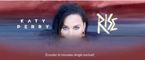 Katy-Perry-Single-Exclusif-iTunes-Apple-Music