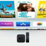 Apple TV : tvOS 10 disponible en version finale