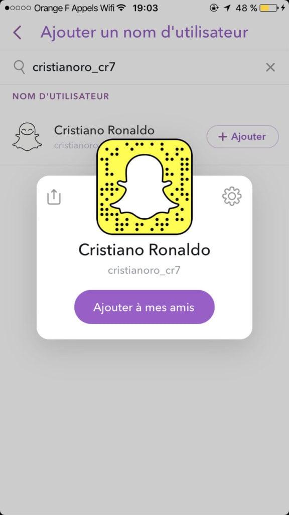 Compte Snapchat Cristiano Ronaldo Officiel 576x1024 - Snapchat Cristiano Ronaldo : compte officiel