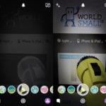Réalité augmentée : les filtres World Lenses débarquent sur Snapchat