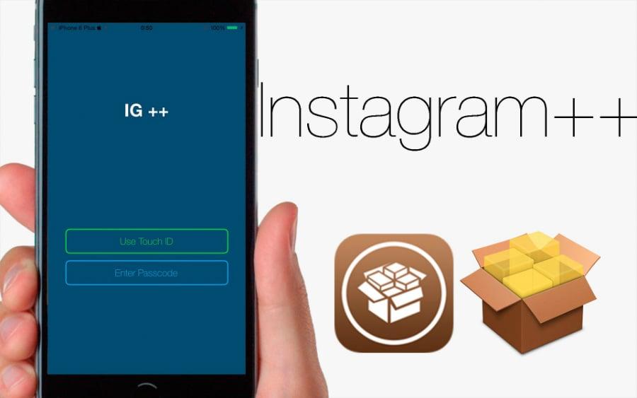 Instagram  - Instagram++ : ajouter des fonctionnalités à Instagram sans jailbreak