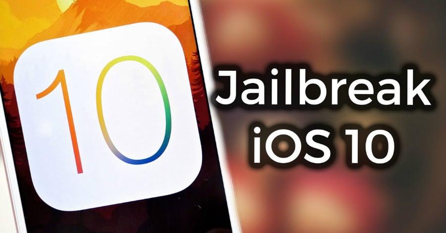 jailbreak ios 10 iphone - Jailbreak iOS 10.2 (bêta 7) : support des iPad Air 2 & iPad Mini 4