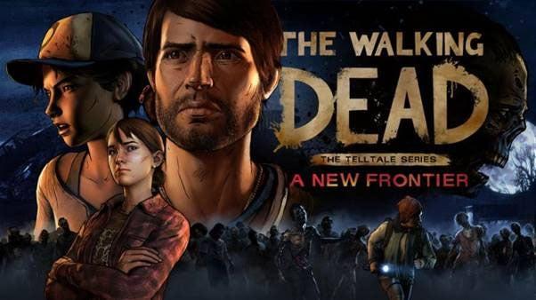 the walking dead a new frontier - The Walking Dead : A New Frontier : le 1er épisode gratuit !
