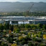 Apple Park : le « Campus 2 » de 70 hectares ouvrira en avril