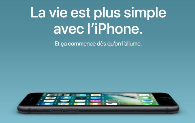 Apple : 4 publicités pour pousser les pro-Android à passer à l'iPhone