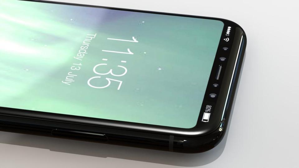 iPhone 8 rendu Nodus 4 - iPhone 8 : Samsung va augmenter sa production d'écrans OLED