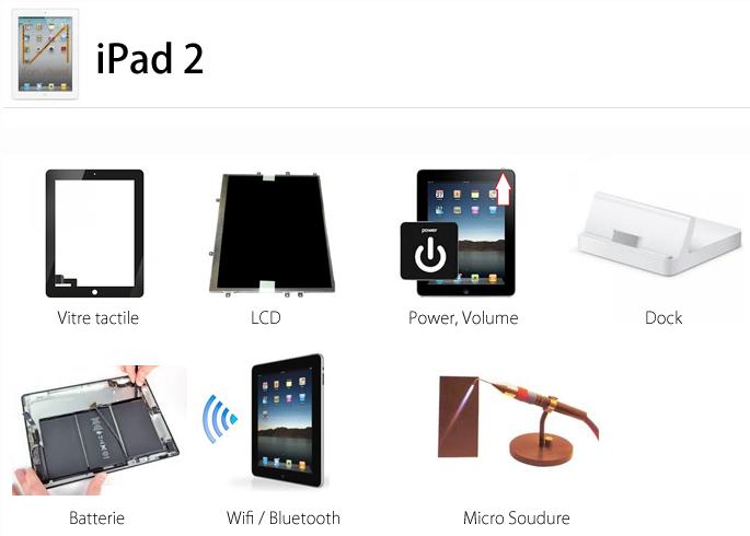 ifonassist reparation ipad 2 - iFonAssist : réparation iPhone, iPad & Mac
