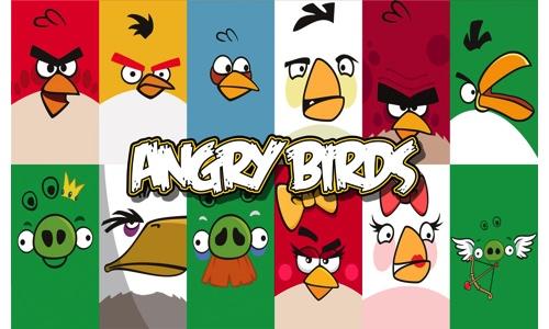 Angry Birds - Angry Birds : 152 millions d'euros de CA en 2012