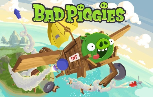 bad piggies - Bad Piggies 1.4 : 30 niveaux supplémentaires