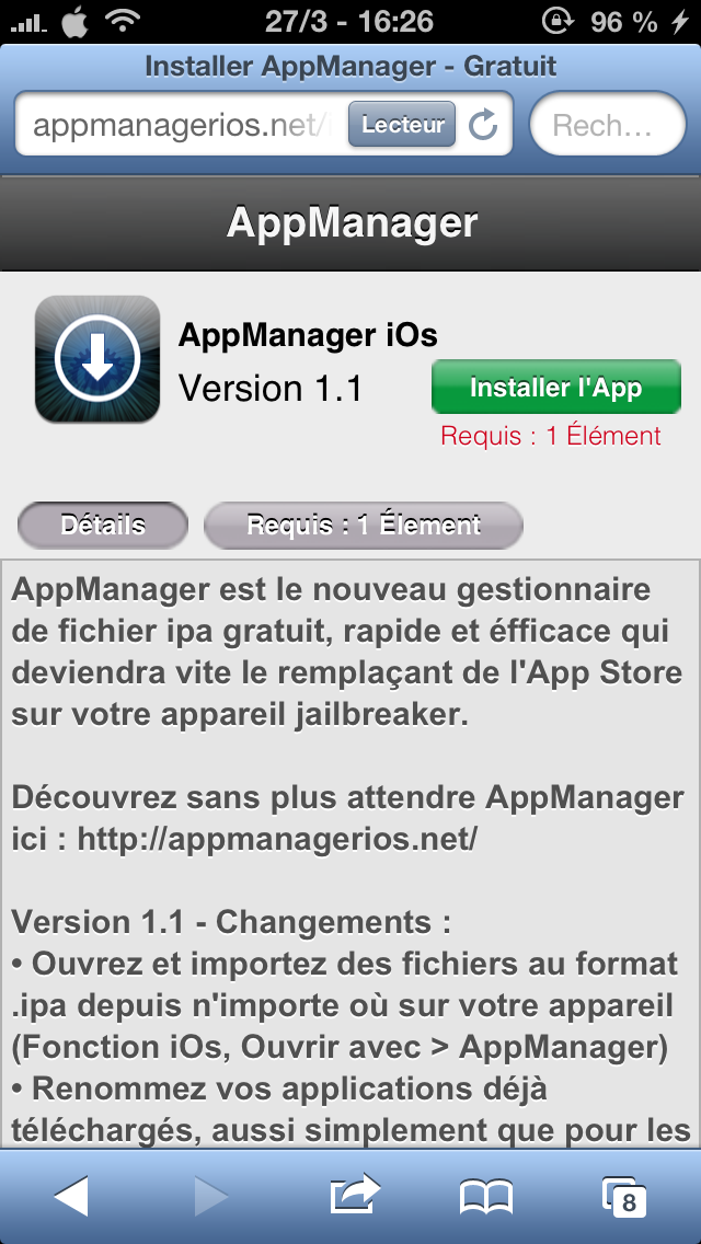 appmanager-installation