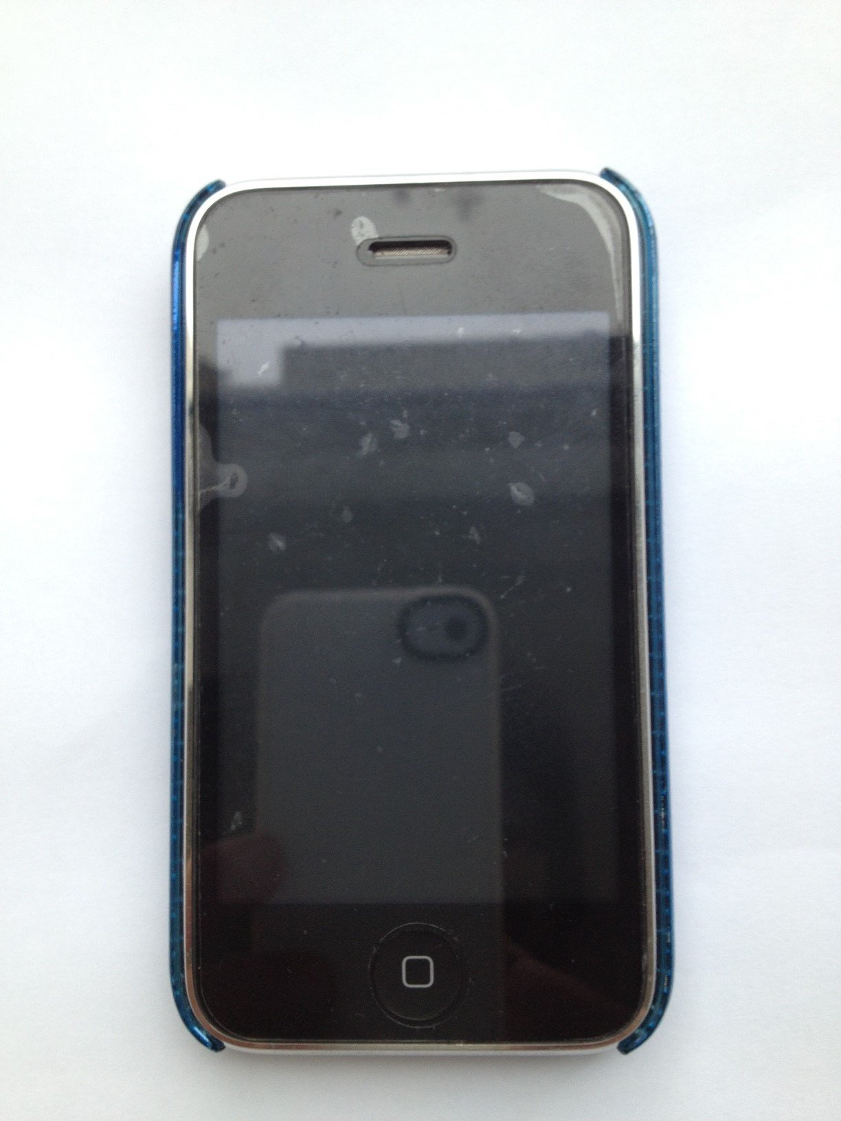 coque iphone 3g lookmyphone 2 - Test : Coque Ventilée Bleue iPhone 3G/3GS