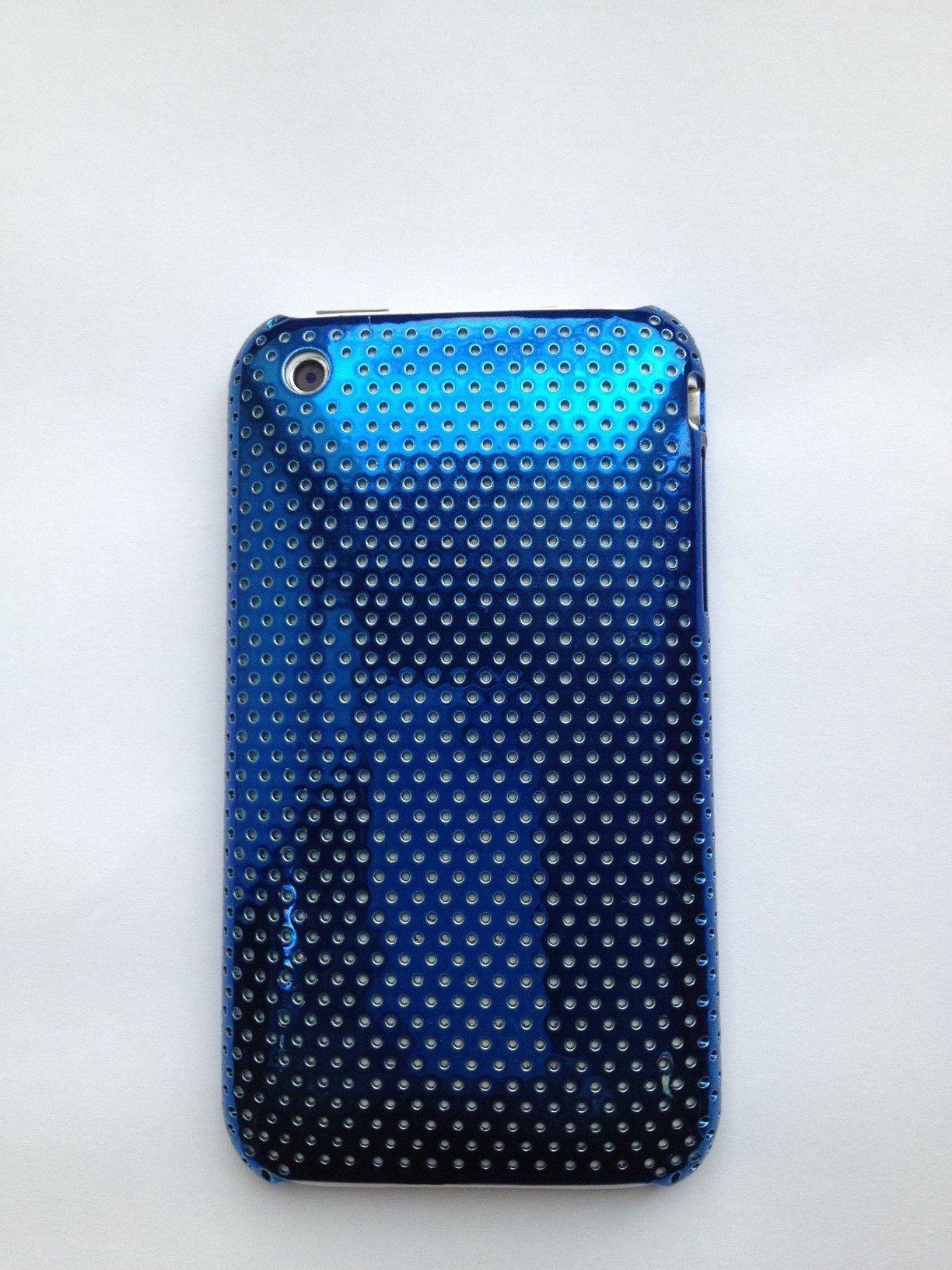 coque iphone 3g lookmyphone - Test : Coque Ventilée Bleue iPhone 3G/3GS