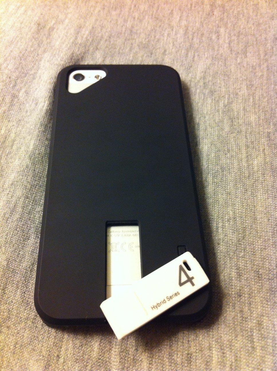 Test : Ego, la coque iPhone 5 Clé USB