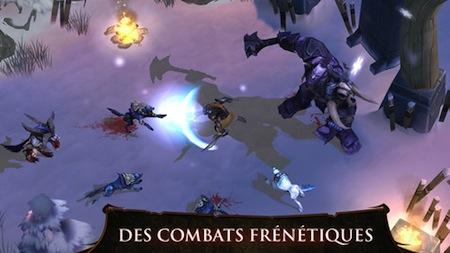 dungeon hunter 4 - Dungeon Hunter 4 : le RPG de Gameloft disponible