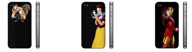 i sticker iphone - Concours : 5 Stickers iPhone, iPad et MacBook à gagner (Terminé)