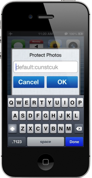 protect photos - Protect Photos : protéger ses photos iPhone par un code