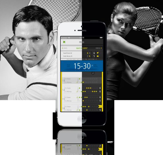 live score tennis - Live Score Tennis : tout le tennis en temps réel