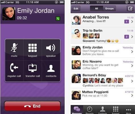 viber - Viber 3.0 : mise à jour et sortie sur Mac et PC