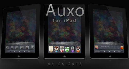 Auxo-iPad-sortie