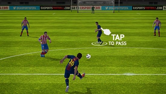 FIFA 14 iOS - FIFA 14 : sortie annoncée sur iPhone, iPad, iPod Touch