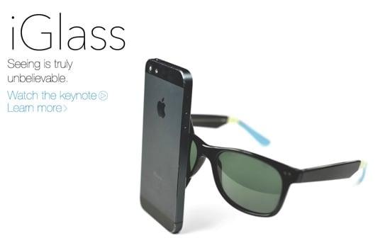 iGlass - iGlass : un sérieux concurrent aux Google Glass