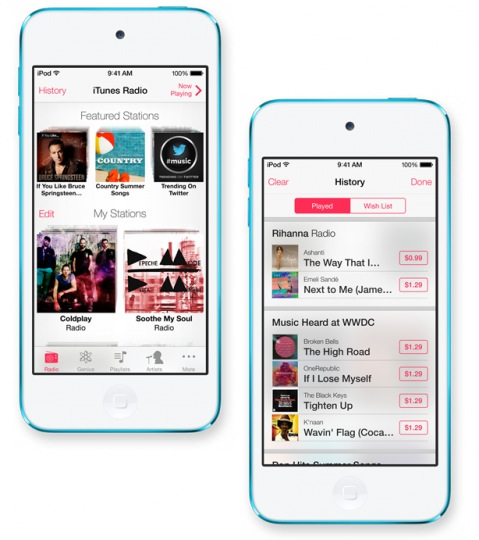 iTunes-radio