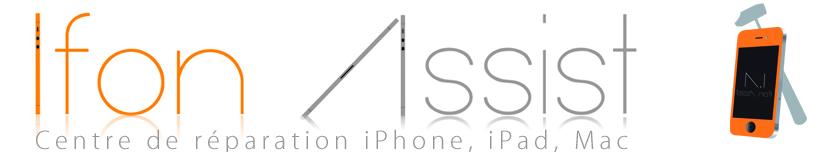 ifon assist - iFonAssist : réparation iPhone, iPad & Mac