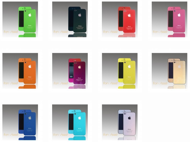 ifonassist-iphone-4-4s-couleurs