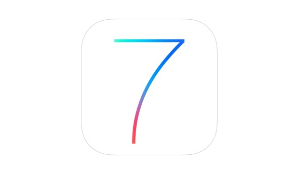 ios 7 logo - iOS 7 : date de sortie le 18 septembre sur iPhone, iPad, iPod Touch