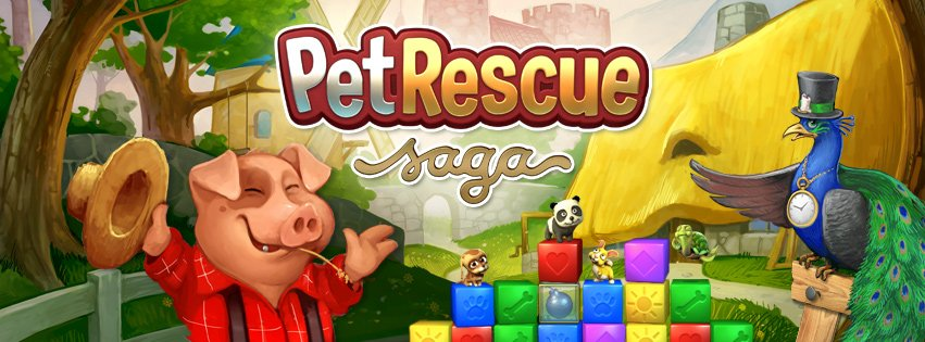 pet rescue saga - Pet Rescue Saga : vies illimitées sur iPhone, iPad, iPod Touch