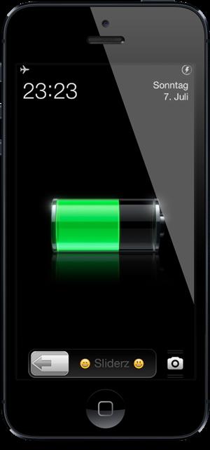Sliderz tweak - Sliderz : modifier le texte des sliders iPhone, iPad, iPod Touch