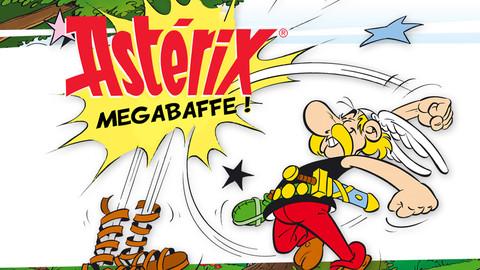 asterix megabaffe - Astérix : MegaBaffe disponible sur l'App Store
