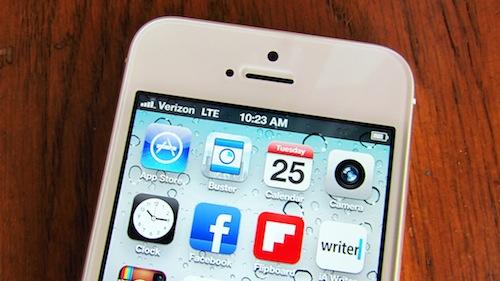 iphone 5 4G LTE Verizon - iPhone 5S : compatible 4G LTE-Advanced ?