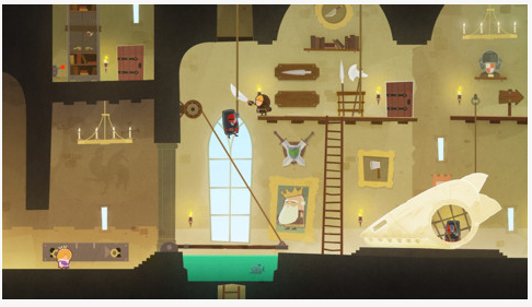 tiny thief iphone - Tiny Thief de Rovio disponible sur l'App Store