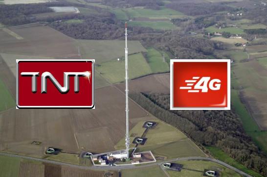 4G TNT - France : la 4G brouille la réception de la TNT