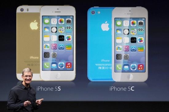 Concept Keynote iPhone 5S Or iPhone 5C - iPhone 5S & iPhone 5C : date de lancements le 20 septembre ?