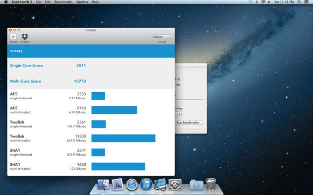 geekbench 3 mac - Geekbench 3 disponible sur iOS et le Mac App Store