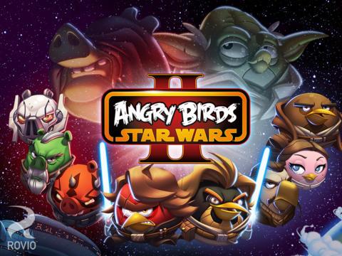 angry birds star wars 2 - Angry Birds Star Wars 2 disponible sur l'App Store
