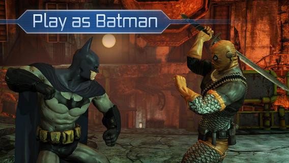 batman arkham city - Batman Arkham City Lockdown gratuit un mois sur l'App Store