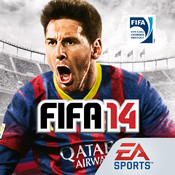 fifa 14 - FIFA 14 disponible sur iPhone, iPad, iPod Touch