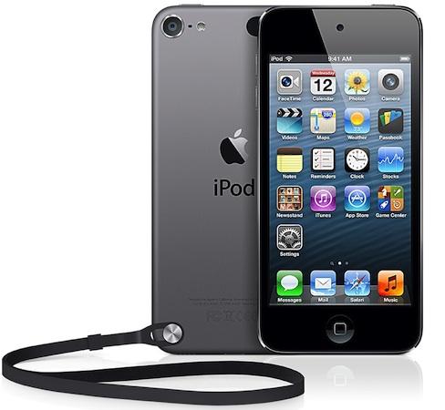 "iPod Touch gris sideral - iPod Touch, Nano, Shuffle : nouveau coloris ""gris sidéral"""
