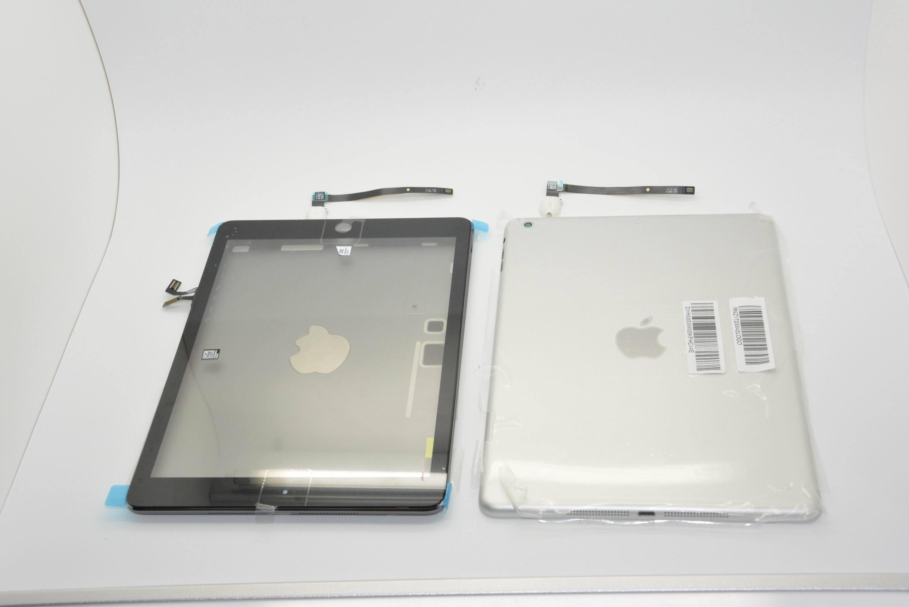 ipad 5 gris sideral argent - iPad 5 gris sidéral & argent : photos des coques